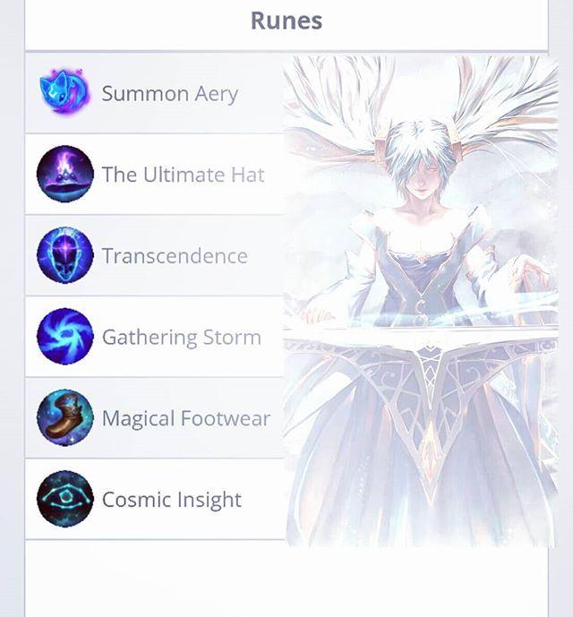 Sona Build Itens E Runas League Of Legends Sona Sonarunes