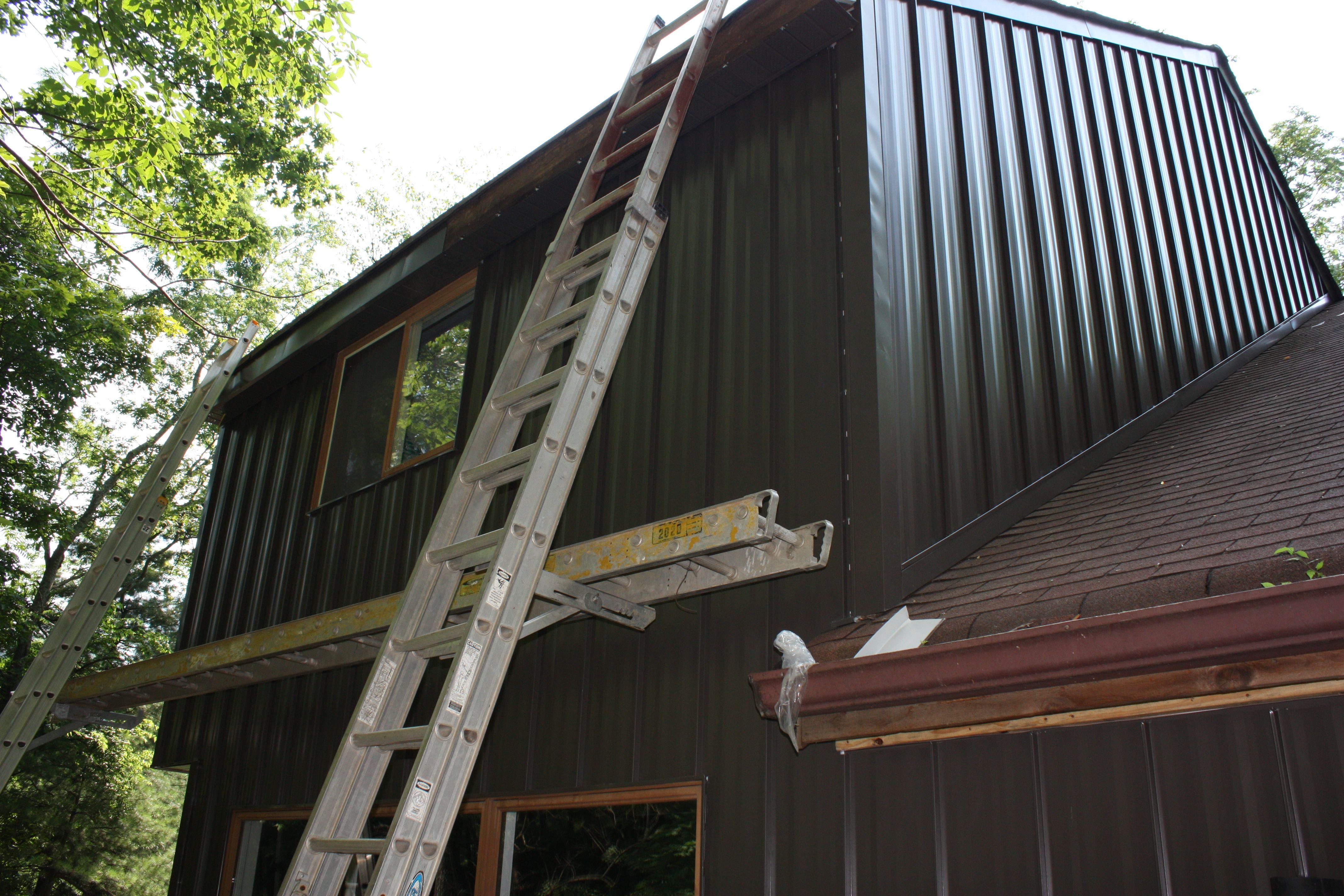 modern house metal siding – modern house