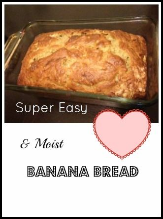 how to make banana bread more moist