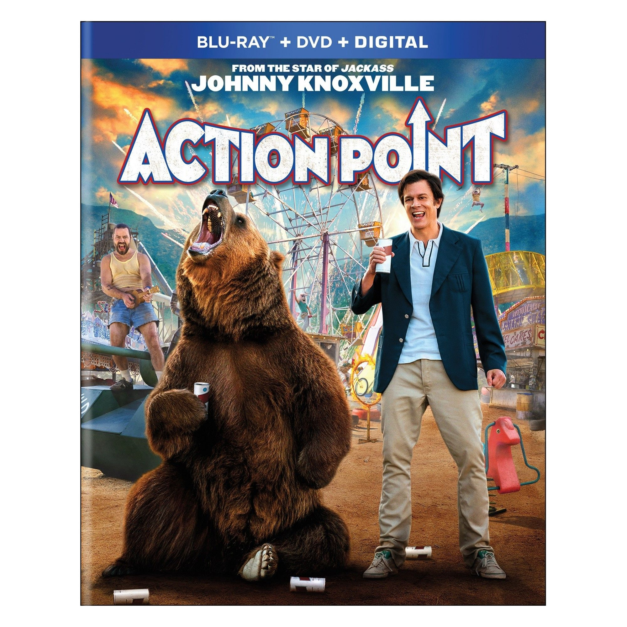 Action Point Stream