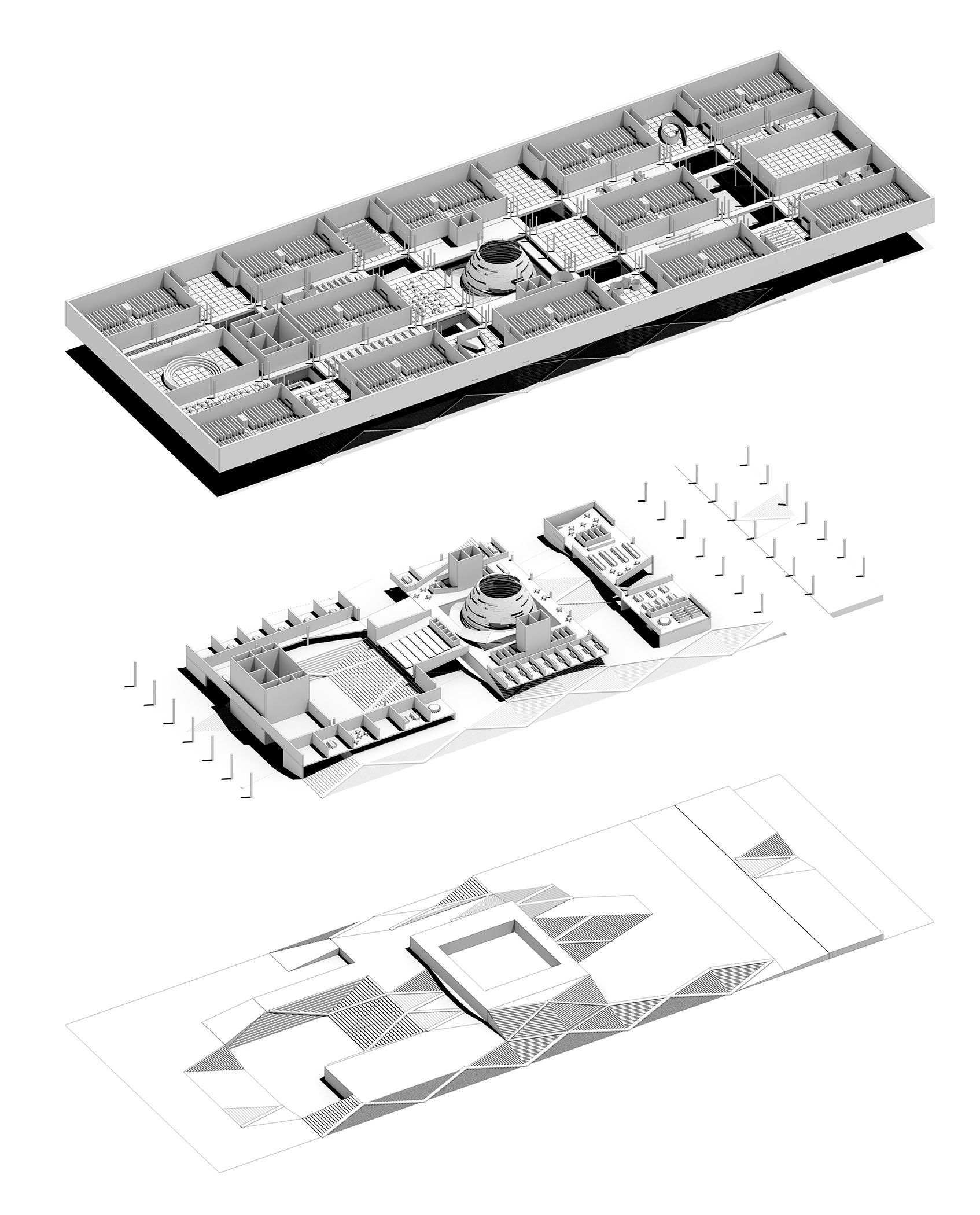 Gsapp Advanced Architecture Studio 6 Spring Yusef