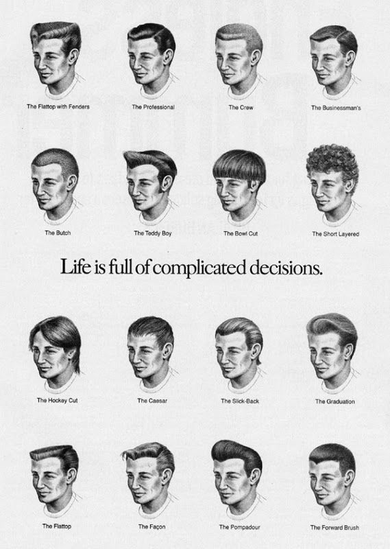 Pin By Hank Chen On Barber Men Hairstyle Names Hair Cuts