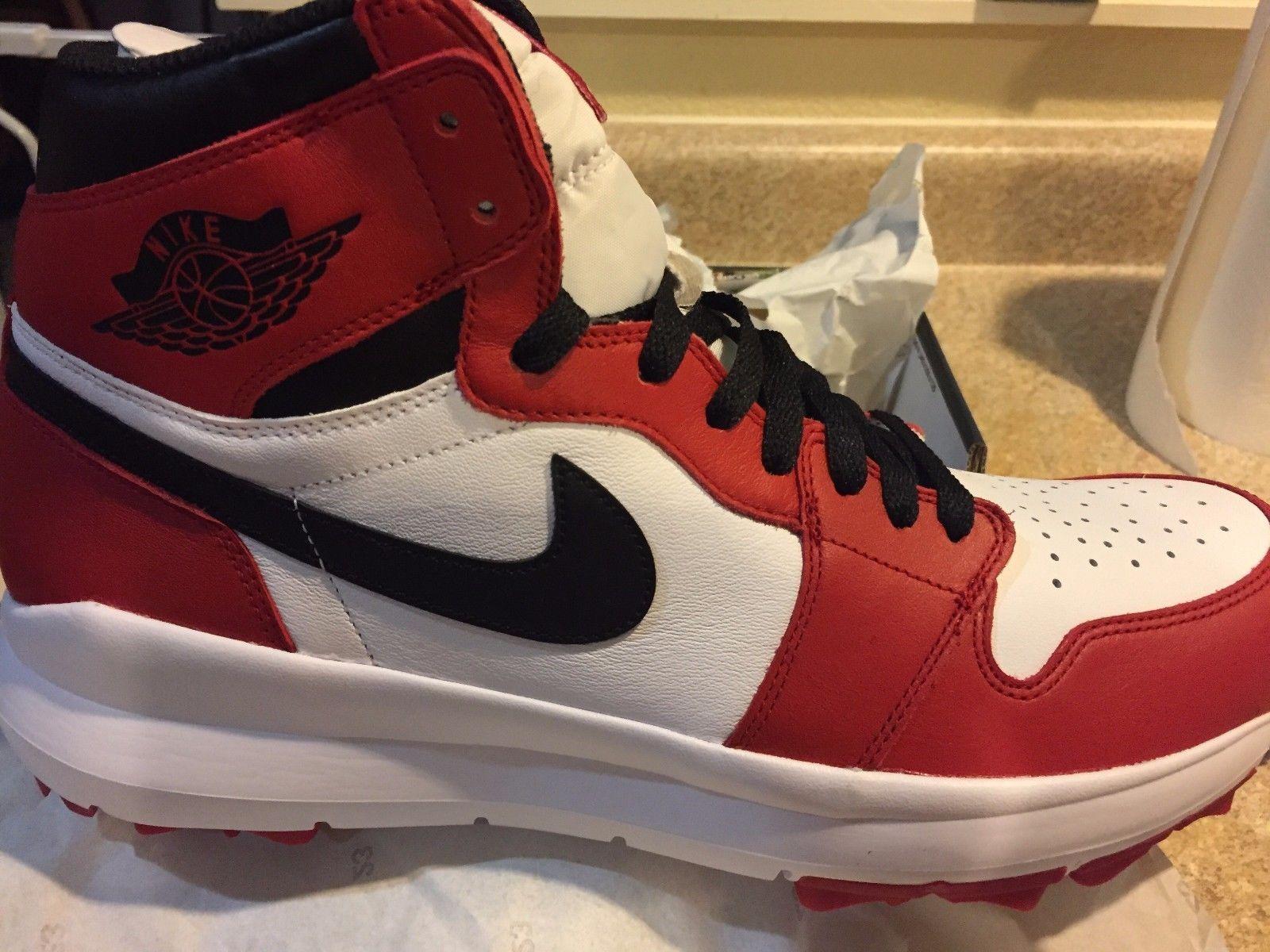 Nike Air Jordan Retro 1 Golf Shoes