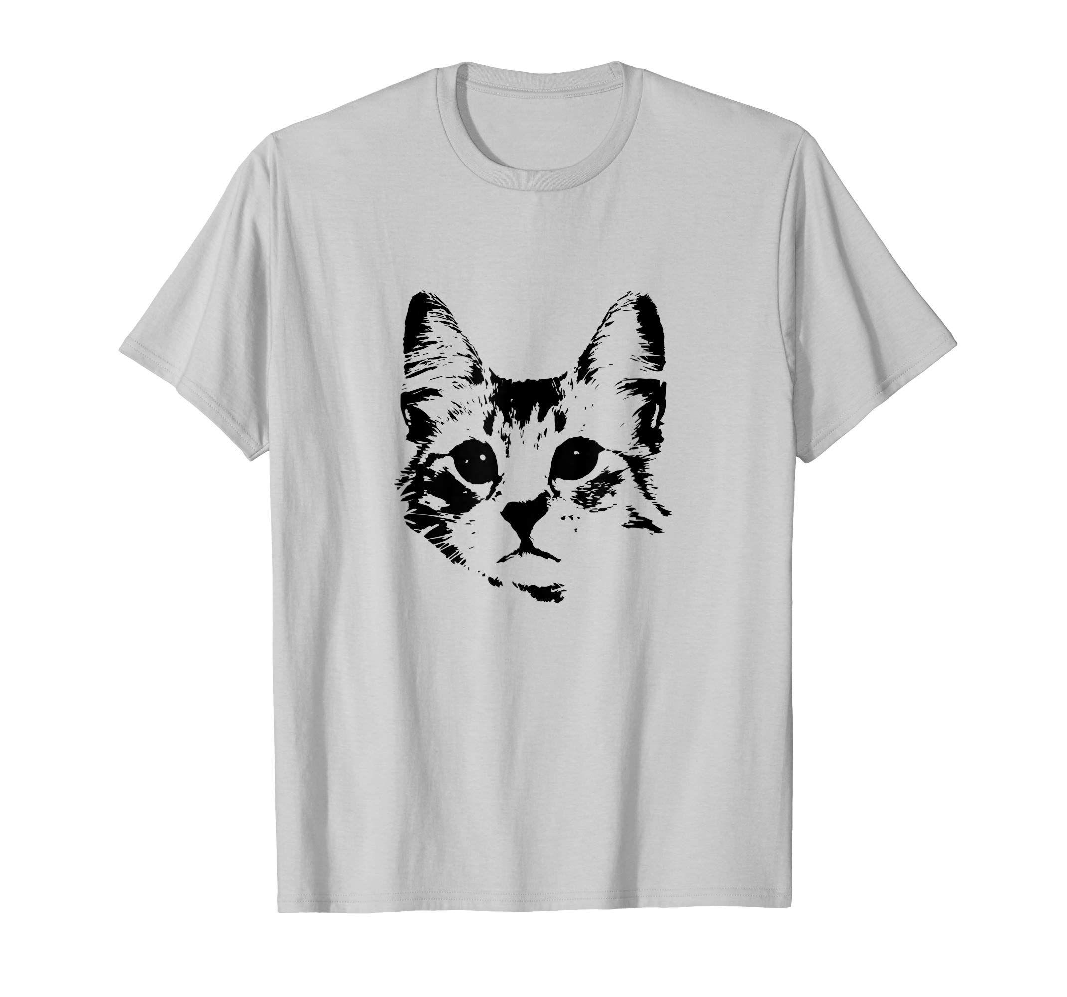 Amazon Com Cat T Shirt Cat Lover Tshirt Pet Animal Tee Kitten Kitty Clothing Cat Lover Tshirt Cool T Shirts Cat Tshirt