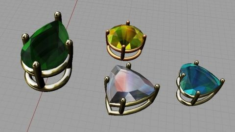 Start Designing Jewelry using CAD in 30 Days Free and Easy access