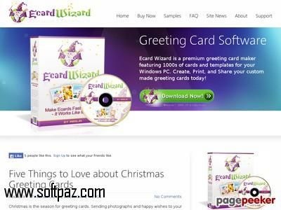 Download ECard Wizard Greeting Cards setup at breakneck speeds - wizard resume