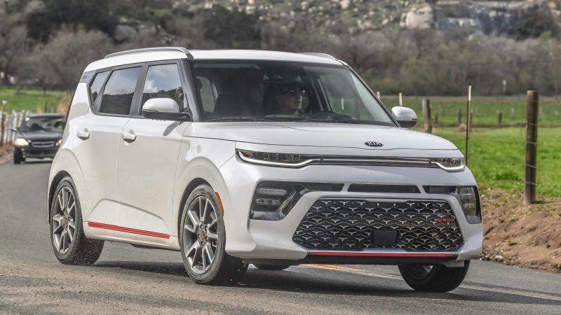 2020 Kia Soul Earns Iihs Top Safety Pick Rating Kia Soul