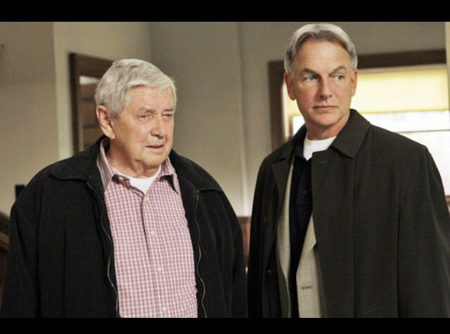 NCIS...Ralph Waite was so perfect as Gibb's dad. Will miss R.W.