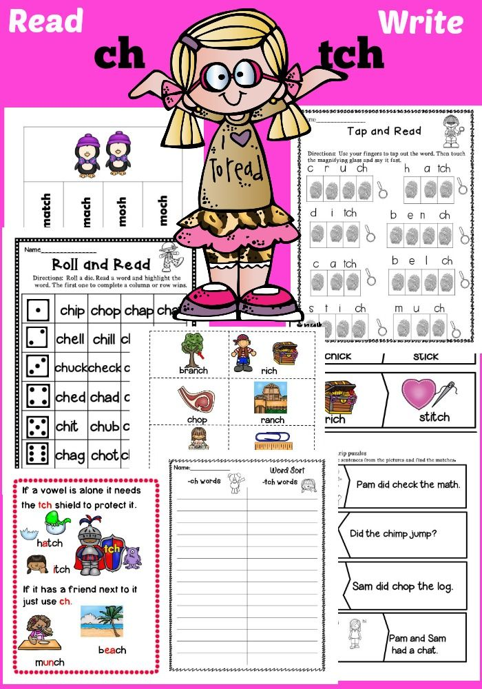 orton gillingham digraph ch and tch worksheets and activities rti dyslexia special. Black Bedroom Furniture Sets. Home Design Ideas