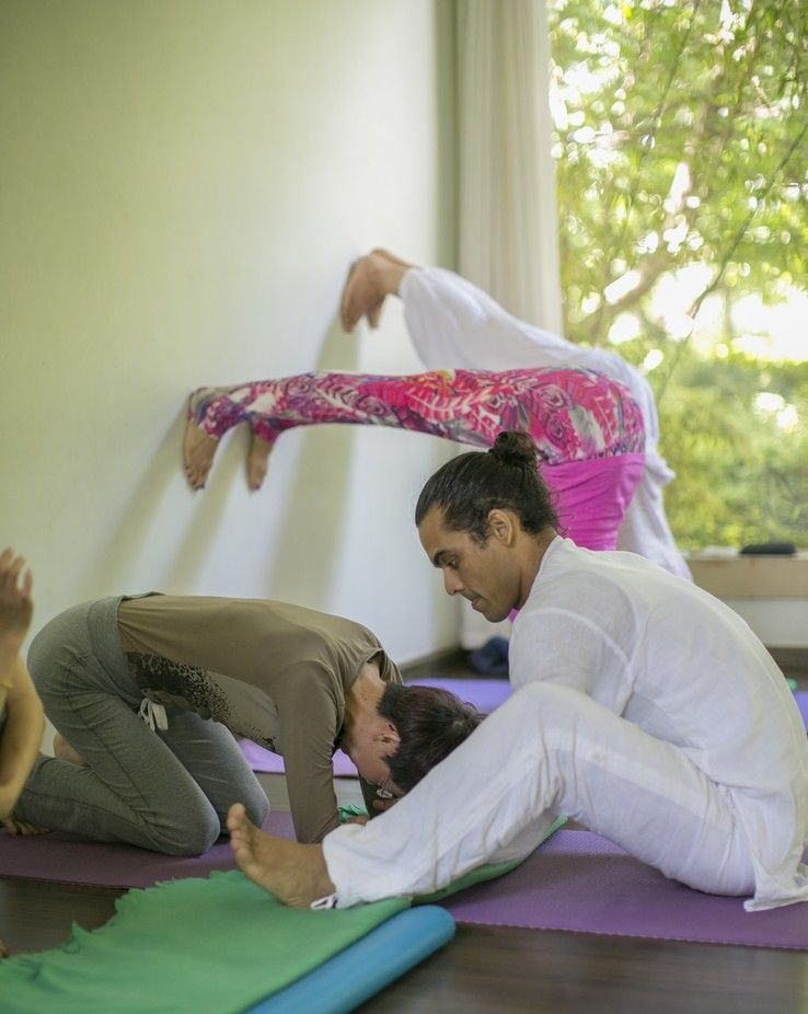 Ashtanga Yoga Teacher Training in Rishikesh India ...