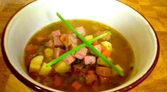 Split Pea Soup, Ham and Pea Soup, Split Pea and Ham Soup