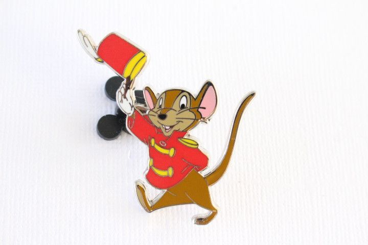 Timothy the Mouse!