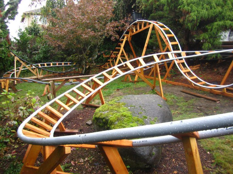 Designing a Safe Backyard Roller Coaster with Paul Gregg ...