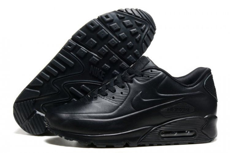 finest selection c549e 648fe Nike Air Max 90 uomini scarpe Black 3054