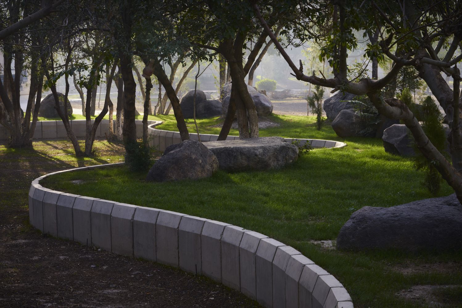 Gallery Of Chihilsitoon Garden Project Aga Khan Trust For Culture 24 Garden Projects Garden Landscape Design