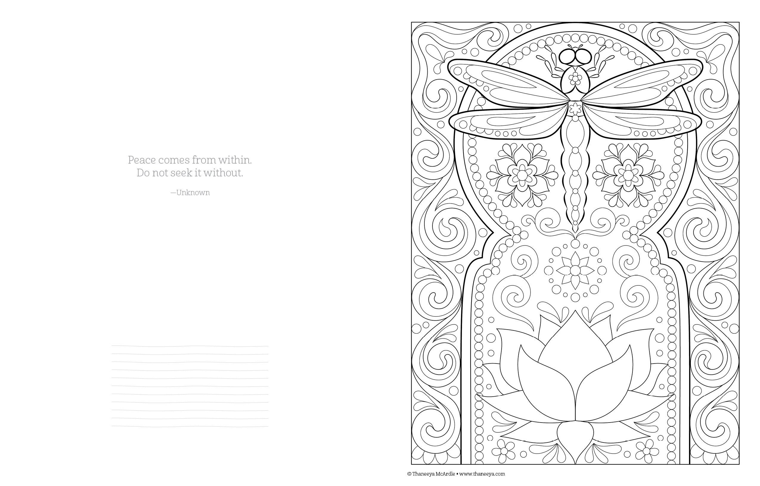 Pin de Катя en Coloring anti-stress (Раскраски антистресс) | Pinterest