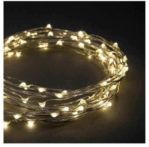 Target Rope Lights Fair Philips 90 Ct Dewdrop Fairy String Lights Warm White  Christmas Design Decoration