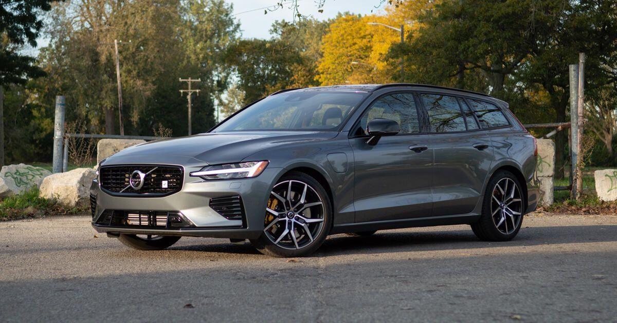 Volvo V60 Polestar 2020 In 2020 Volvo V60 Volvo Pole Star