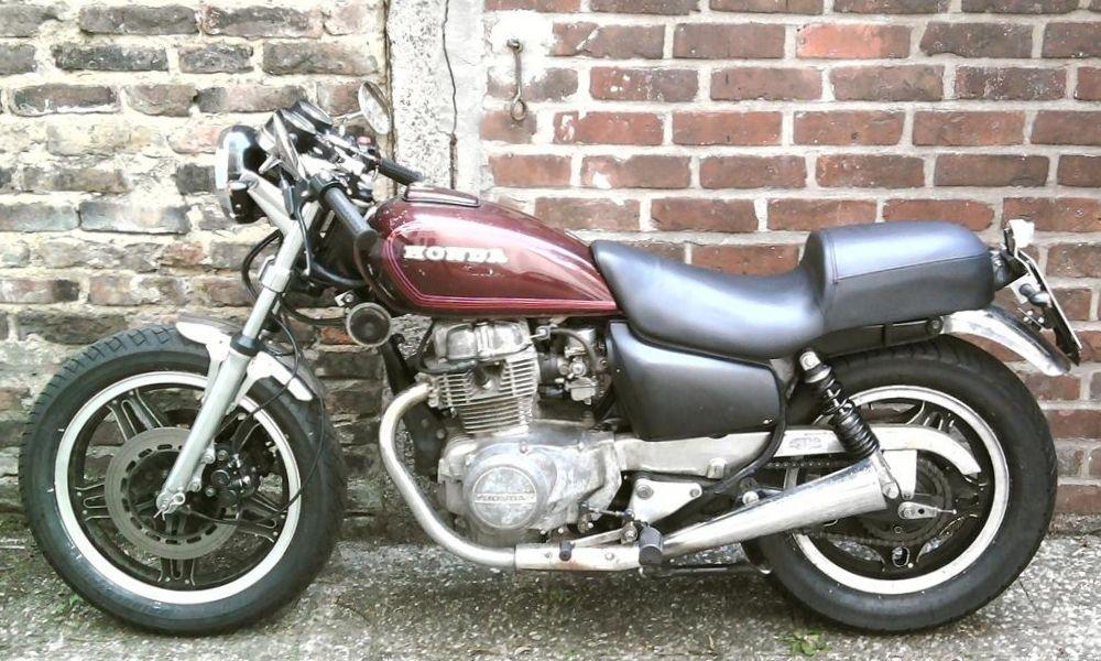 Honda CM 400 Custom – F-L 754