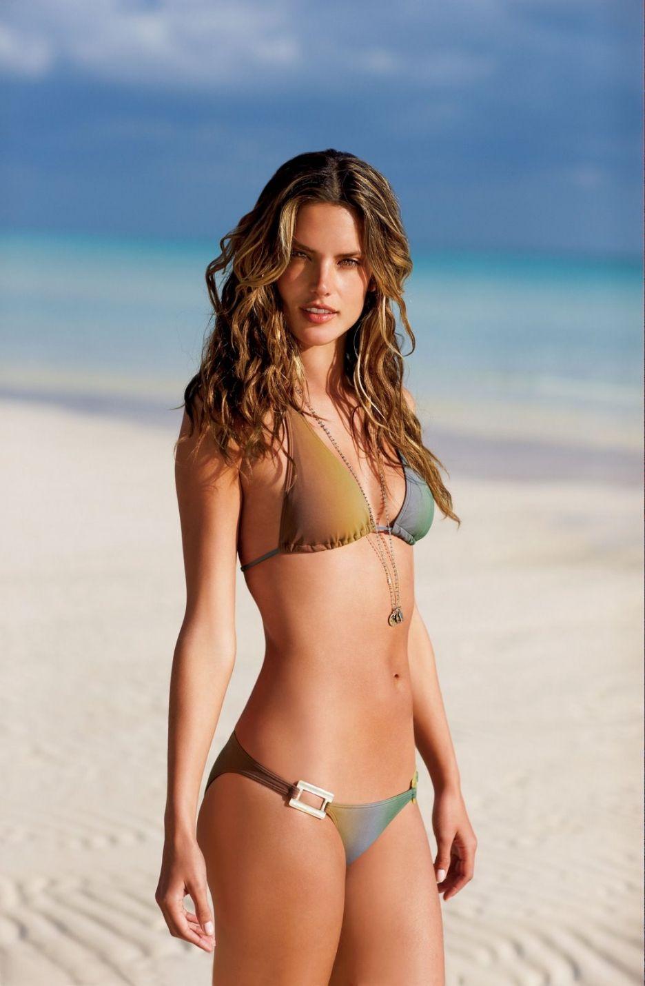 Alessandra Ambrosio Bikini Bodies Pic 26 of 35