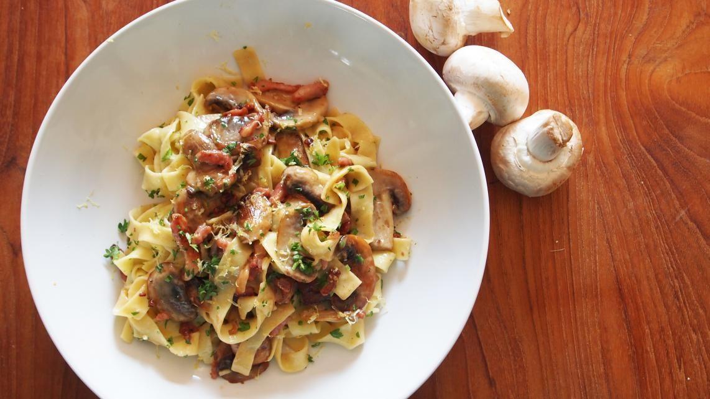 Pasta met champignons | VTM Koken