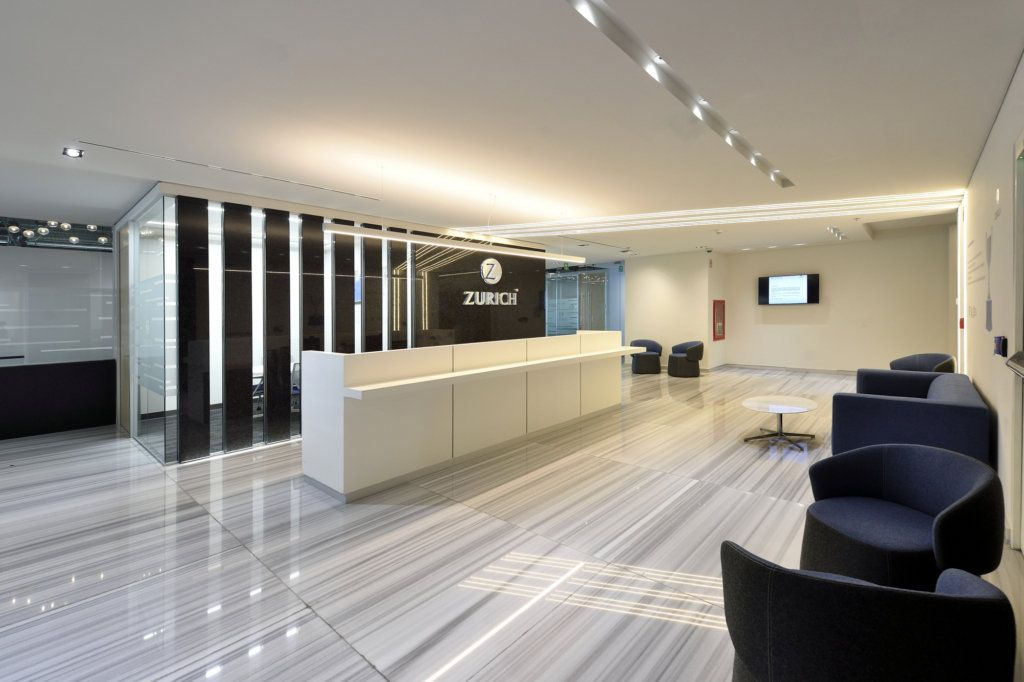 Office Tour Insurance Company Offices Mexico City オフィス
