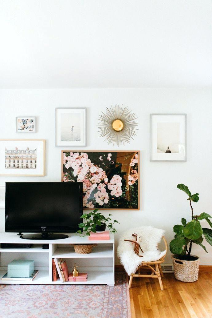 Shelf Above Tv Living Room Decor Marvelous Wall Art Design