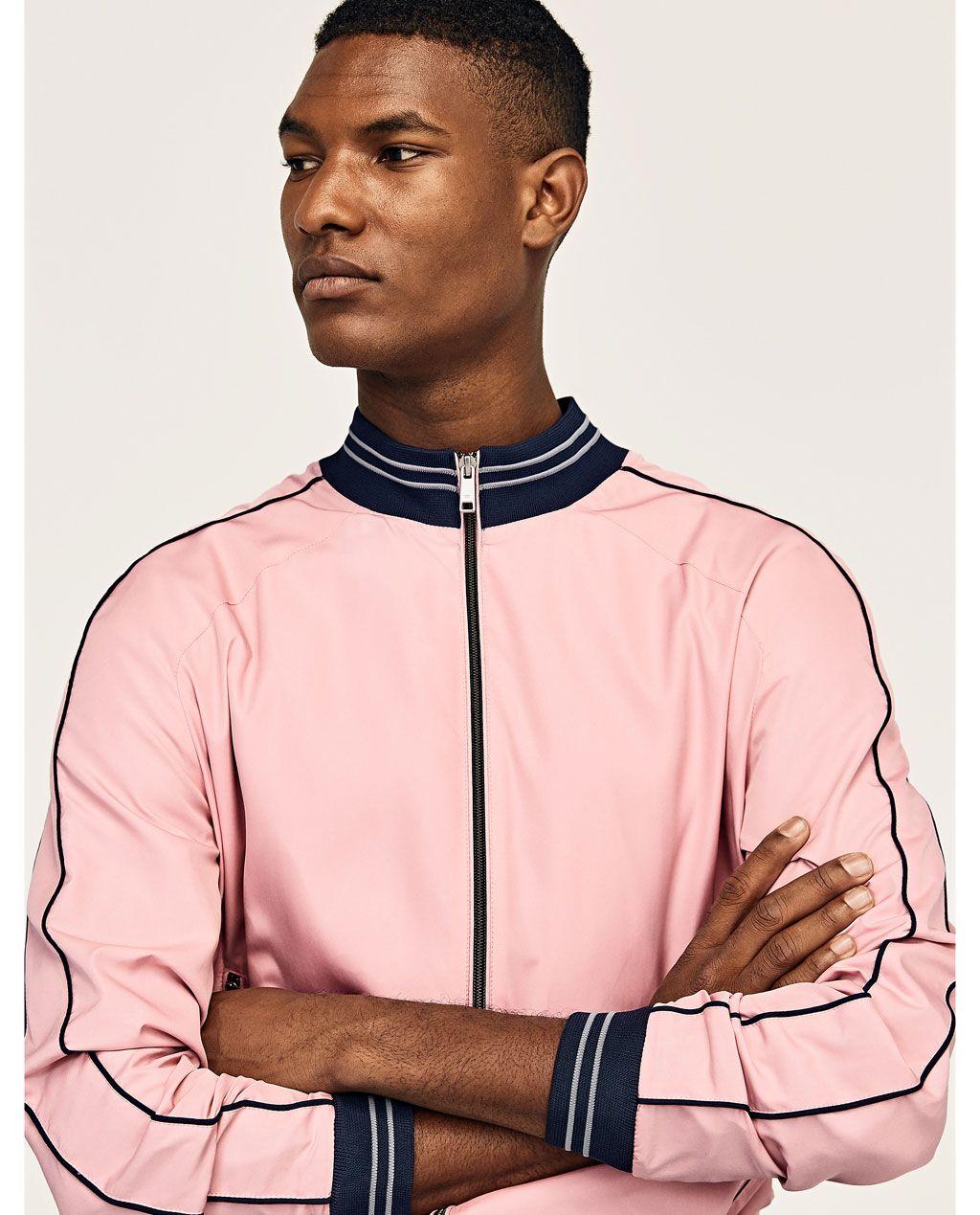 Zara Zara Zara Léger Fashion Prix Petits France Homme Blouson Mens xTfaqgn