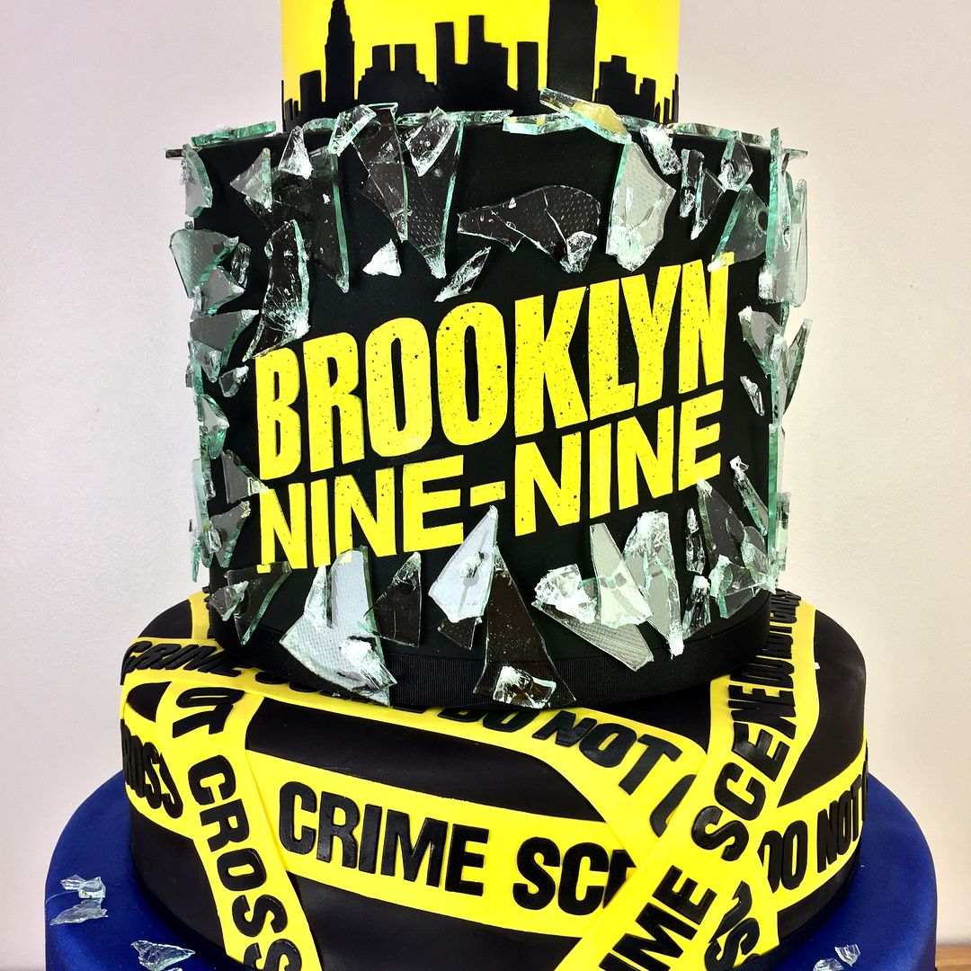 Stupendous Congratulations Again To Brooklyn99Fox For Getting Picked Up By Personalised Birthday Cards Veneteletsinfo