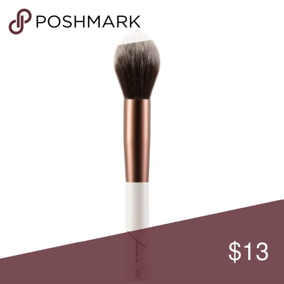 cdd47dd839a Firma blush brush #102 NWT firma blush brush in number 102 in packaging  still, make an offer or bundle and save! Firma Makeup Brushes & Tools