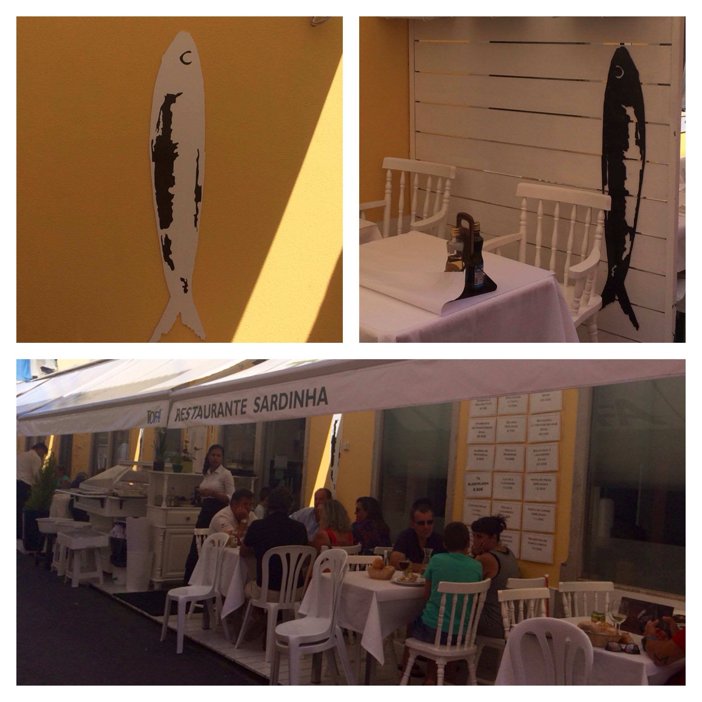 Restaurante Sardinha Peniche Portugal Nice Restaurants Et Al  # Muebles Hoznayo Horario
