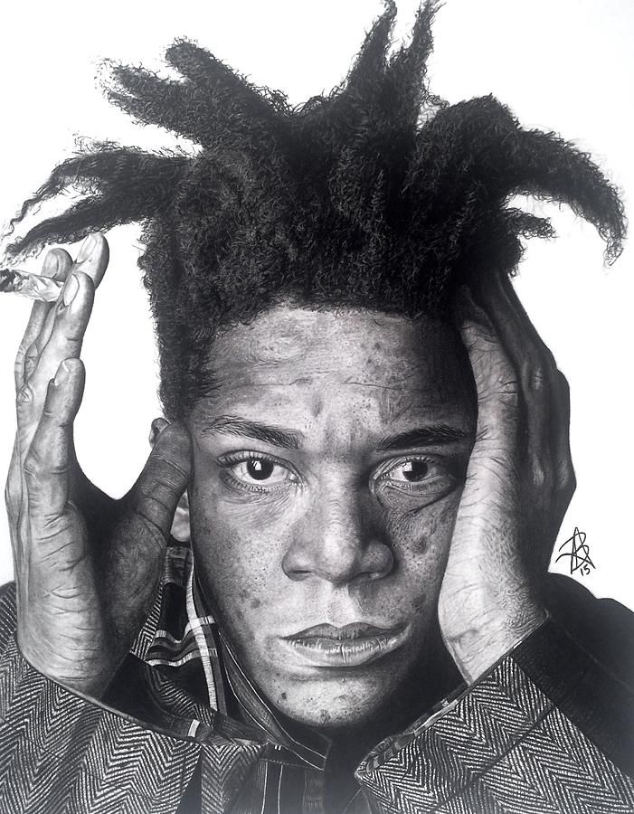 Jean Michel Basquiat By Angelee Borrero Jean Michel Basquiat
