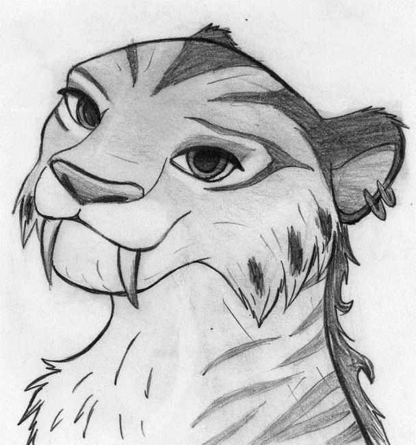 Nothing Found For Ice Age Shira Coloring Pages Drawings Art Ice Age