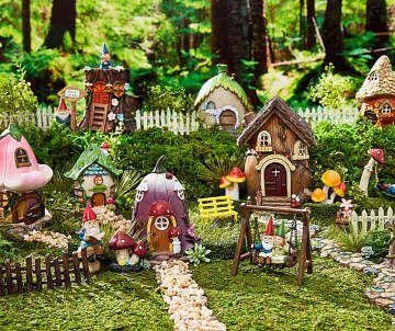 Fairy Garden Supplies Kits Accessories Lots