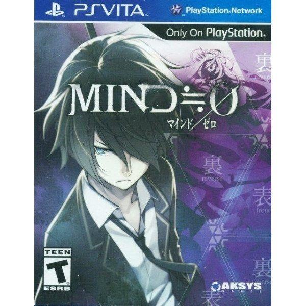 Mind Zero Sony Ps Vita Playstation Mindfulness Ps Vita Games