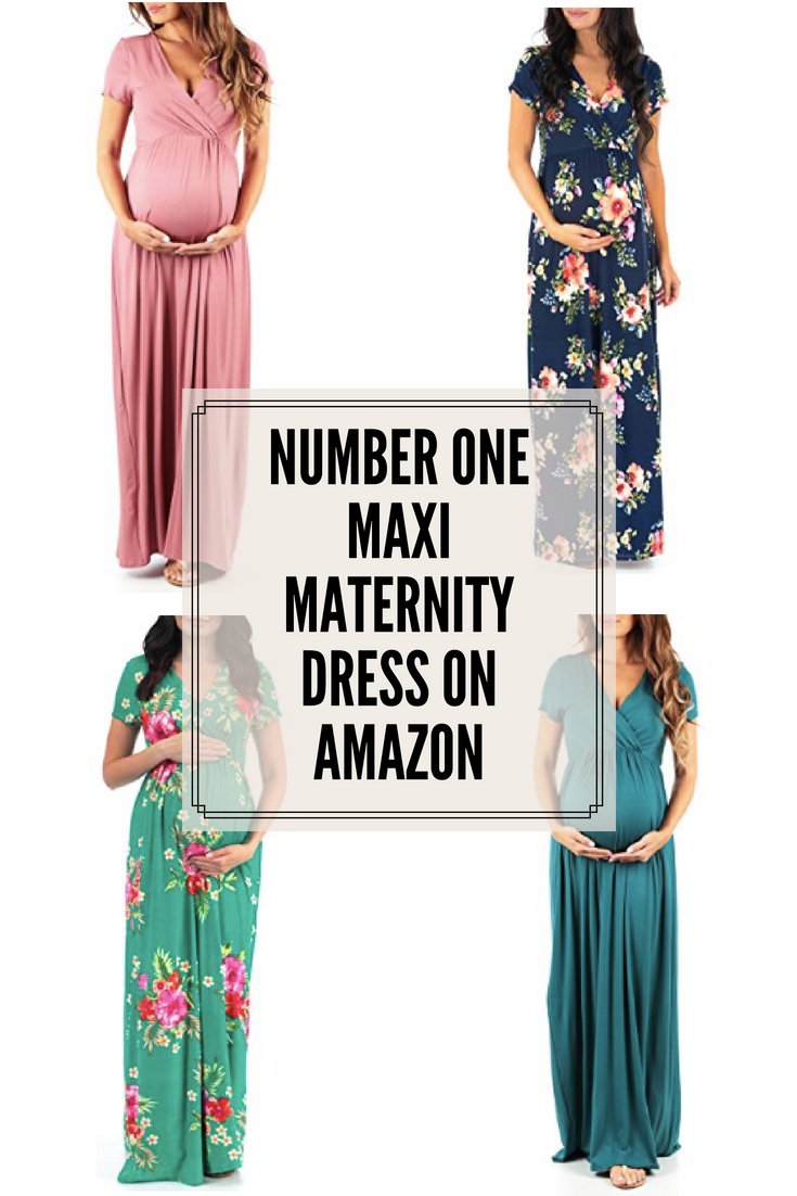 ebd9fbb5be956 The number one selling maternity dress on Amazon comes in lots of ...