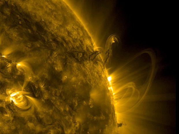 NASA chief warns of solar tornado season as storms dance across the sun