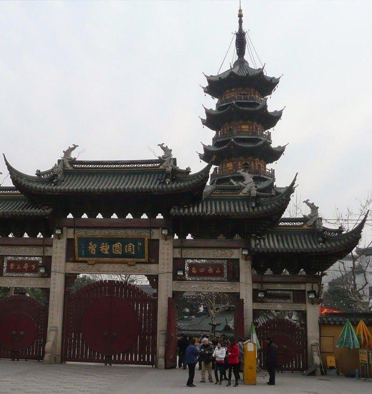 Longhua Temple ,China