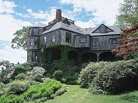 american house styles - Old Style Houses