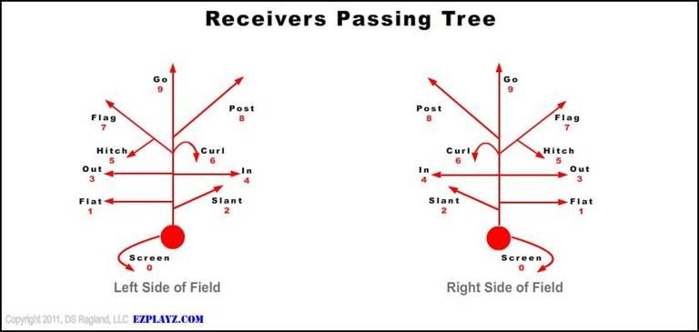 Using The Plays Youth Football Drills Flag Football Plays