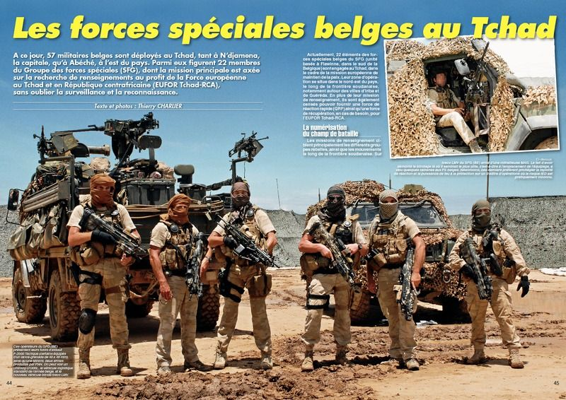 Resultado de imagen para special force belgium