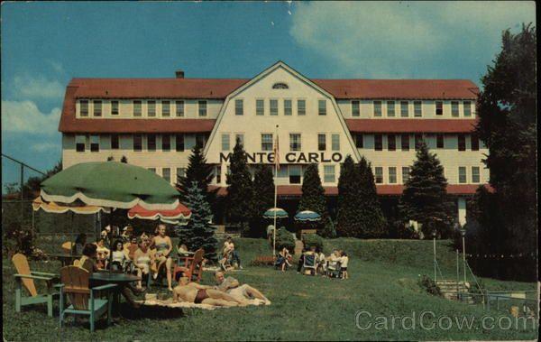 Hotel Monte Carlo Monroe New York