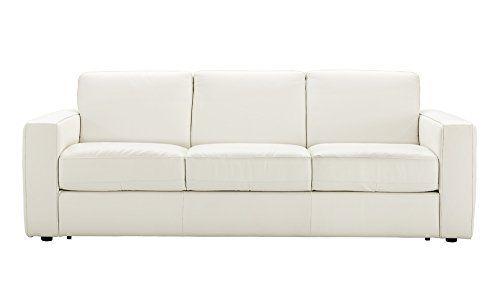 Natuzzi Editions Rananto Sleeper Collection Sofa Offwhite Click