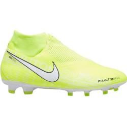 Photo of Nike Men's Football Shoes Lawn Phantomvsn Pro Dynamic Fit Game Over Fg, Size 45 ½ in White NikeNike