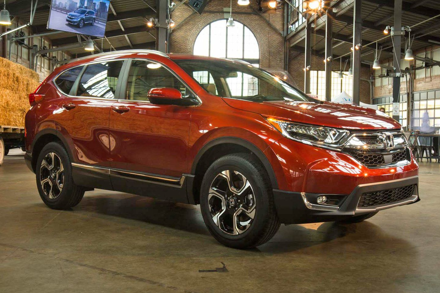 2017 Honda CRV First Look New Underpinnings, First Turbo