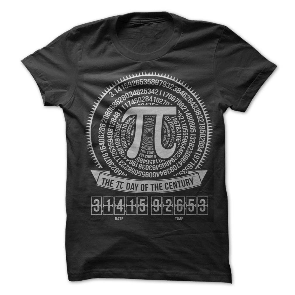 The Pi Day Of The Century. Check this shirt now: http://www.sunfrogshirts.com/The-Pi-Day-Of-The-Century-29774773-Guys.html?53507