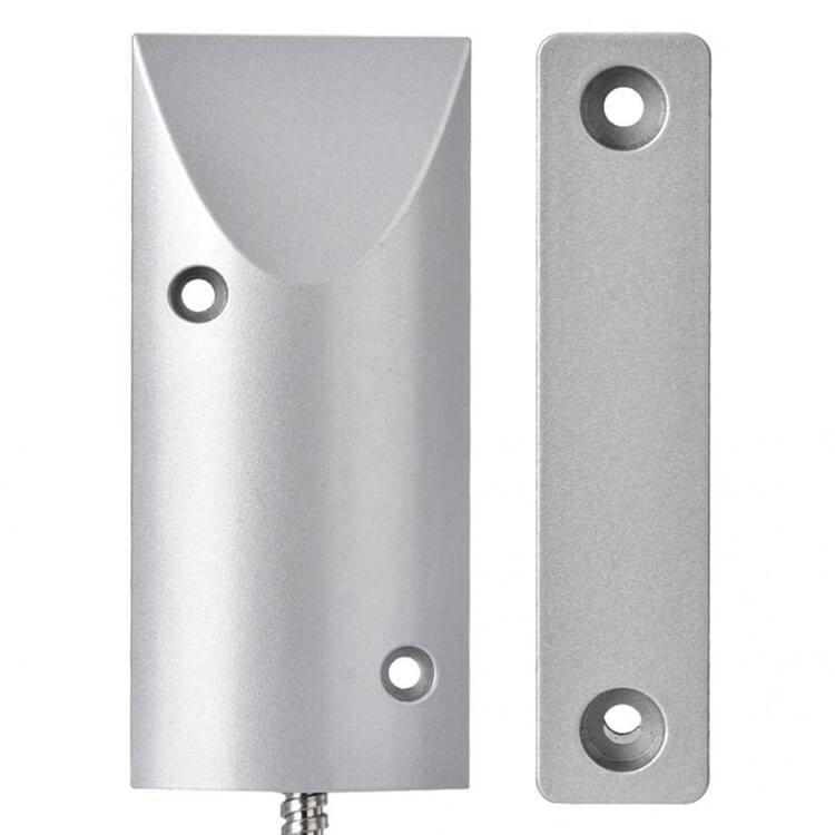 Security Door Contacts Normally Closed Reed Switch In 2020 Security Door Metal Door Overhead Door