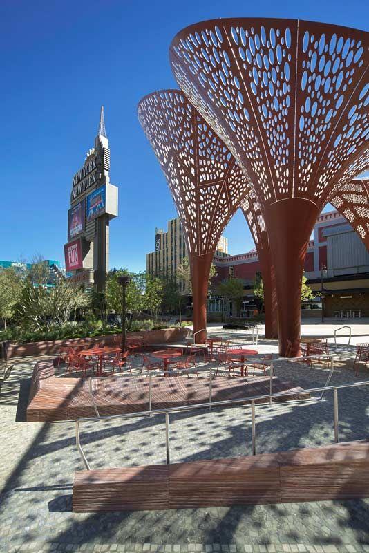 Park the strip melk landscape architecture 11 landscape for Garden design las vegas