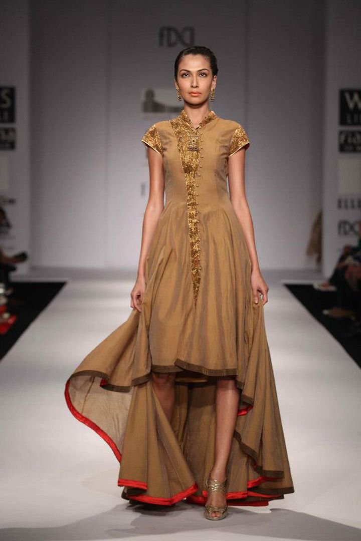 Samant Chauhan | Wills Lifestyle India Fashion Week #WIFW 2012