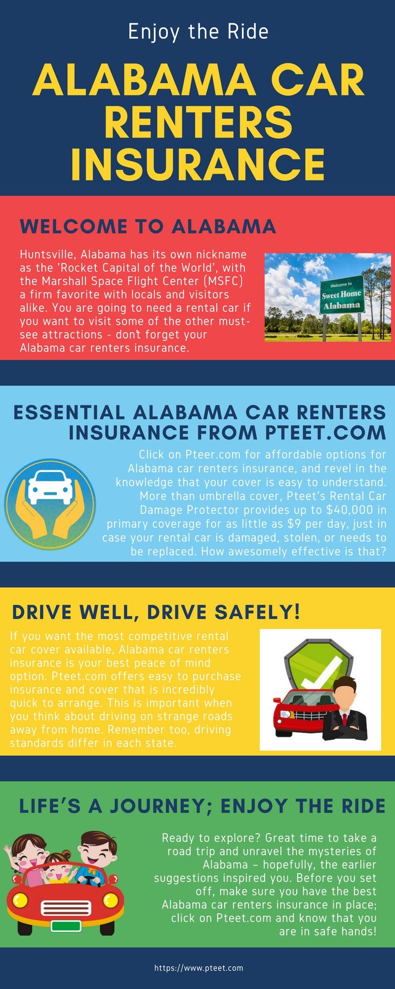 Find the most competitive alabama car renters insurance at
